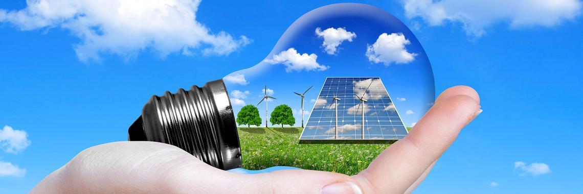 Renewable Energy I Stock Vencavolrab Banner - Dotácie na obnoviteľné zdroje energie